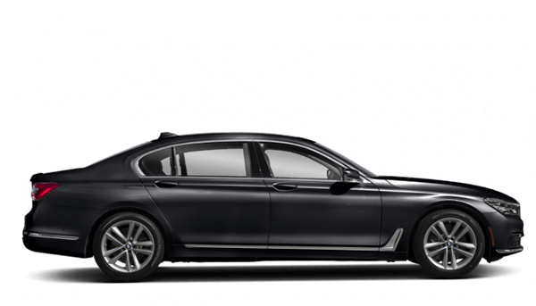 BMW 7 Series With Driver in Dubai