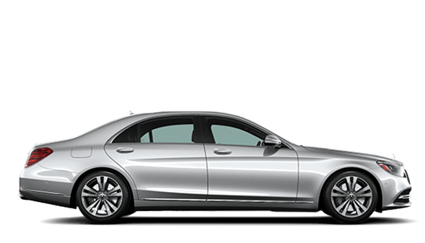 Mercedes S Class With Driver in Dubai