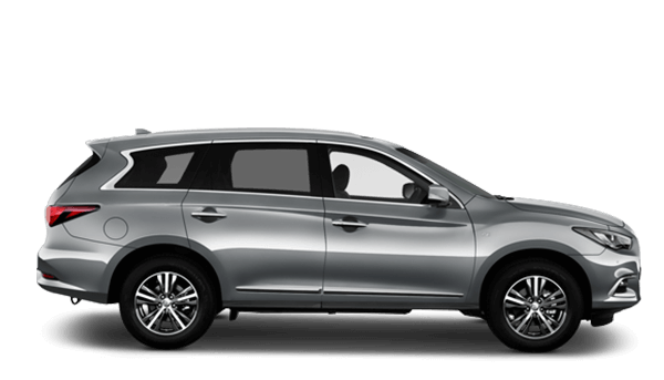 Infinity QX 60 With Driver in Dubai