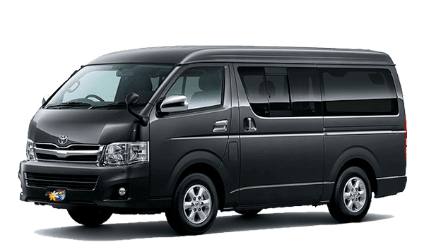 Toyota Hiace Dubai Rental Dubai