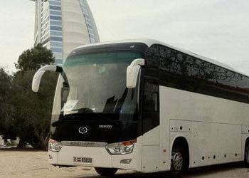 Luxury Bus Rental Dubai