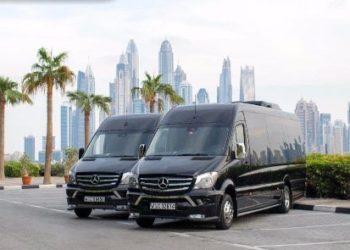 Luxury Van Rental Service Dubai