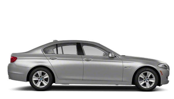 BMW 5 Series With Driver in Dubai
