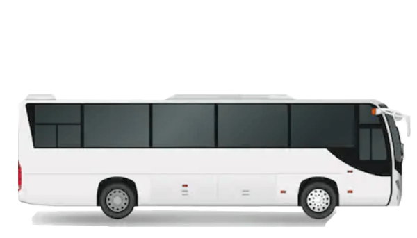 40 Seater Luxury Bus With Driver in Dubai