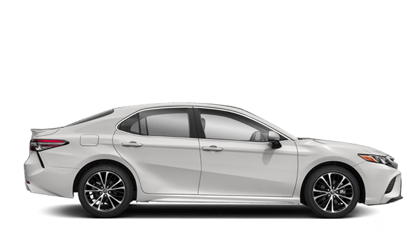Toyota Camry With Driver in Dubai