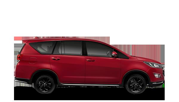 Toyota Innova With Driver in Dubai
